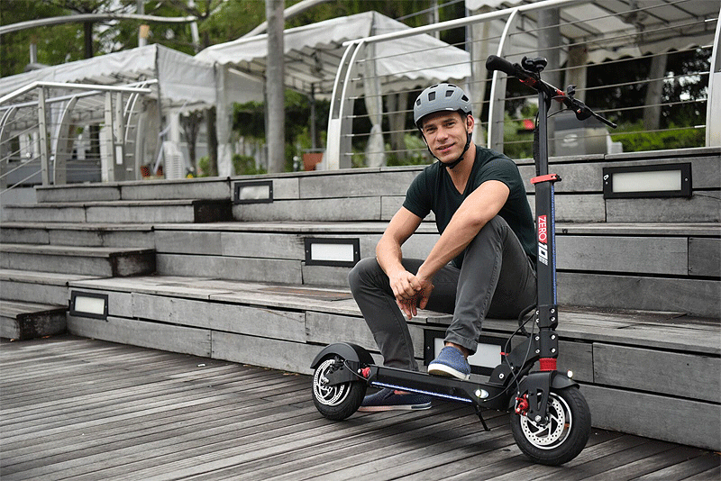 zero10 rider electric scooter singapore