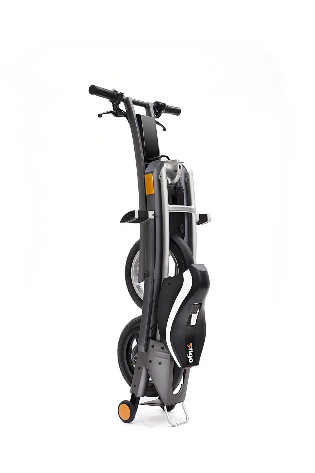 Stigo foldable e-bike