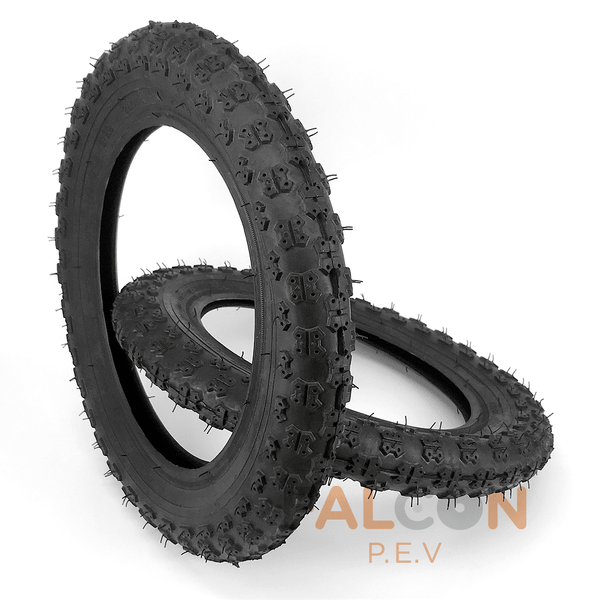 12.5 inch Off-Road Studded Tyre for DYU (ea)