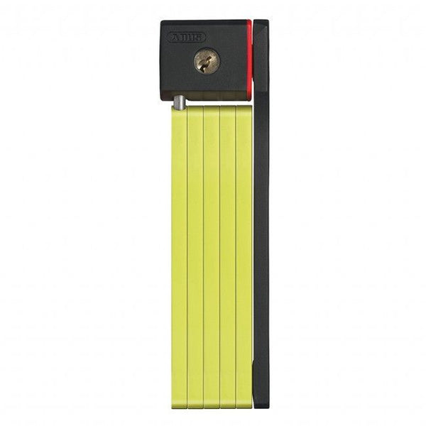 Abus Bordo Foldable Lock Lime Green