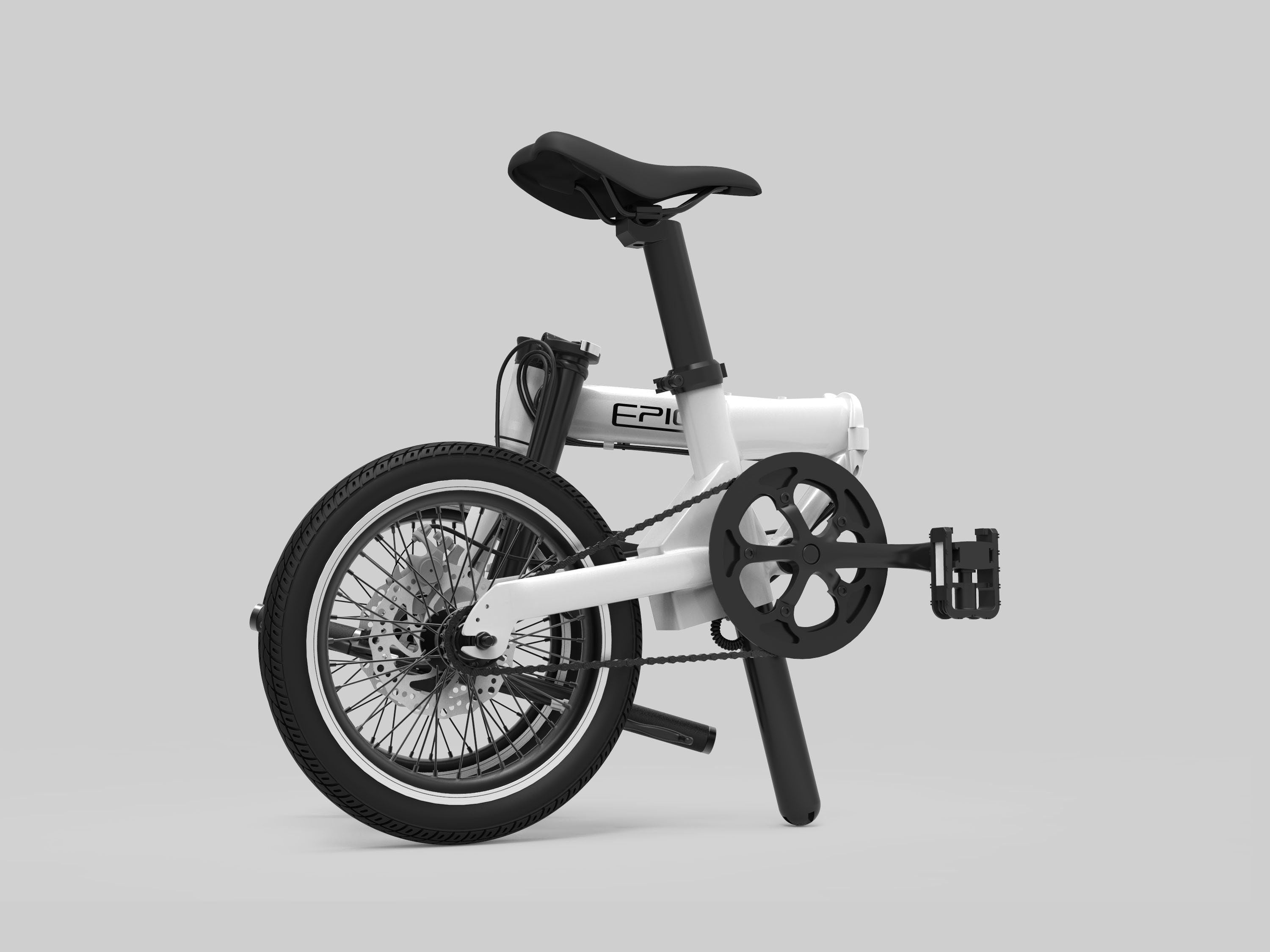 Epique City E Bike For Export Only Falconpev
