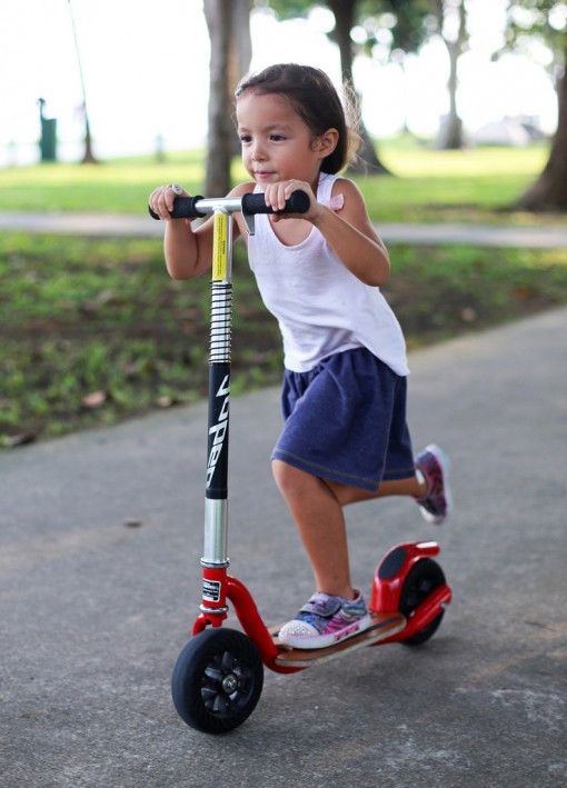 GrowPed Kickscooter for Children