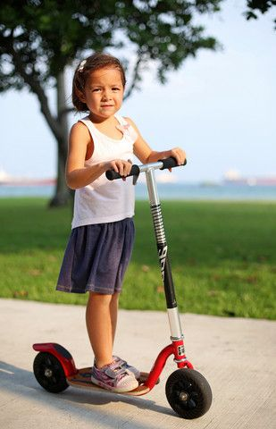 GrowPed Kickscooter for kids