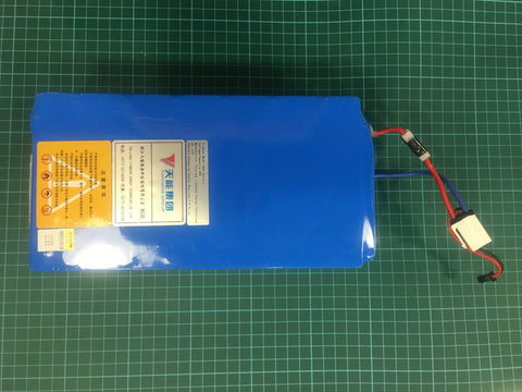 48V 7Ah Battery Pack