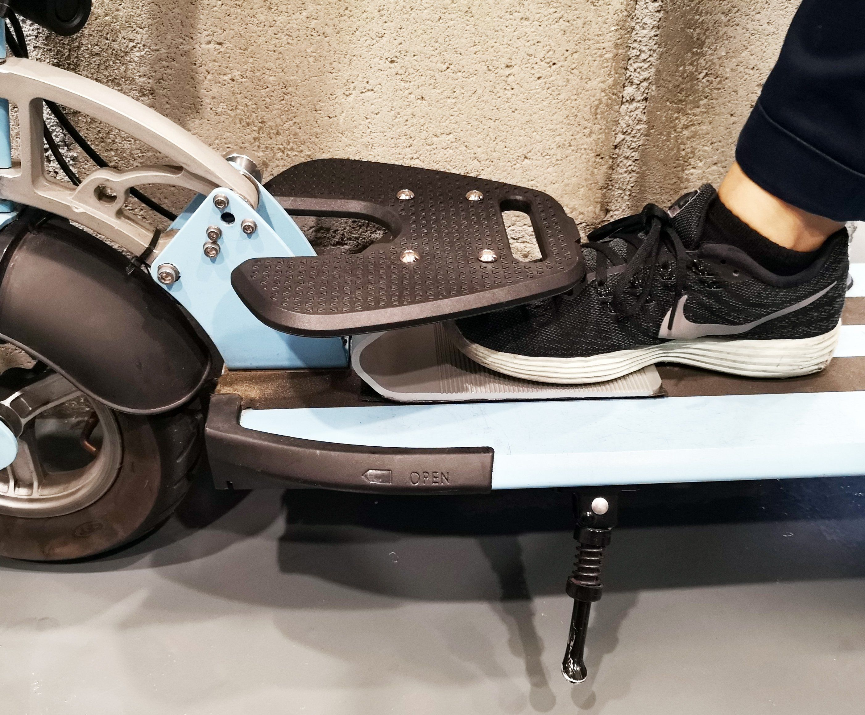 Child Booster Stand for Electric Scooters
