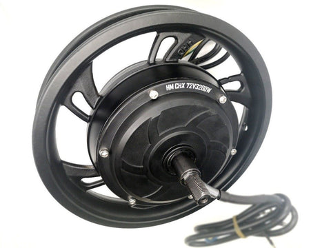 12 inch High Speed Motor