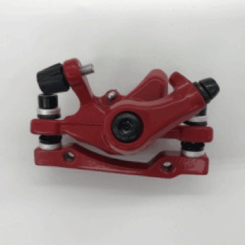 ZERO 8X Rear Disc brake block