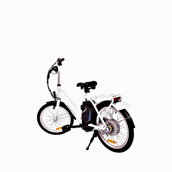 KUDU Ebike Full View