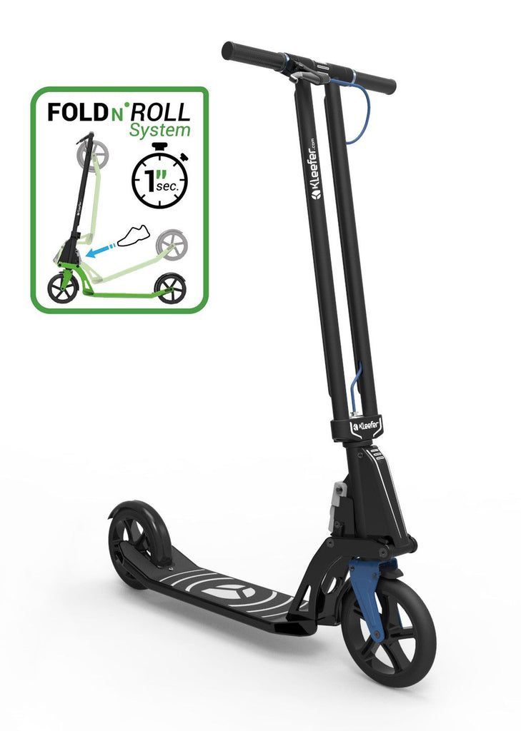 Kleefer Pure-180 Foldable Kick Scooter