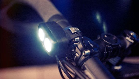 KNOG Blinder Road 2 (Dual 200 Lumen Light)