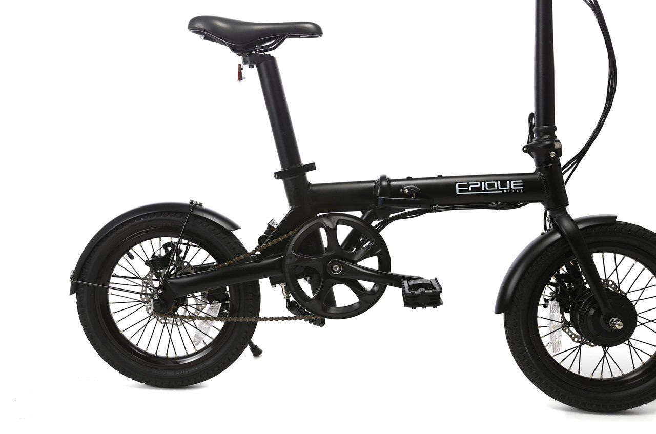 epique electric bicycle