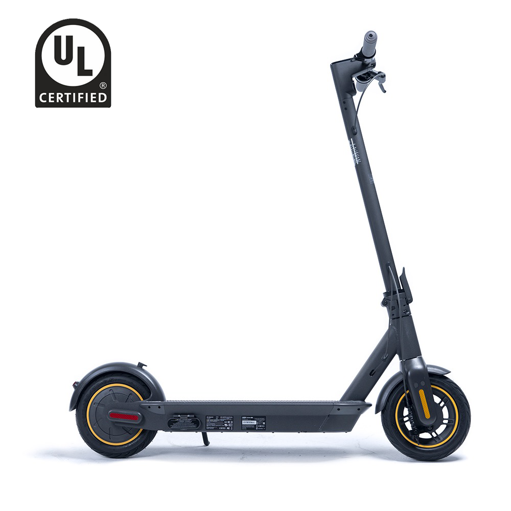 Ninebot by Segway MAX E-Scooter UL2272