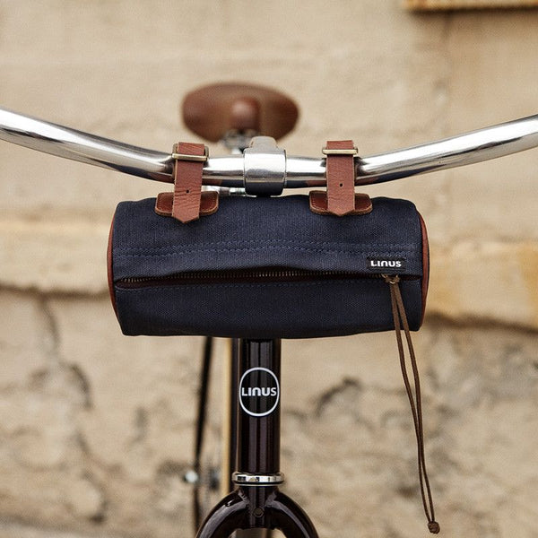 Linus Pipette Bag Mounted on Handlebar