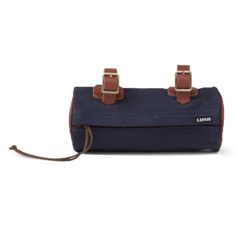 Linus Pipette Bag Navy Blue