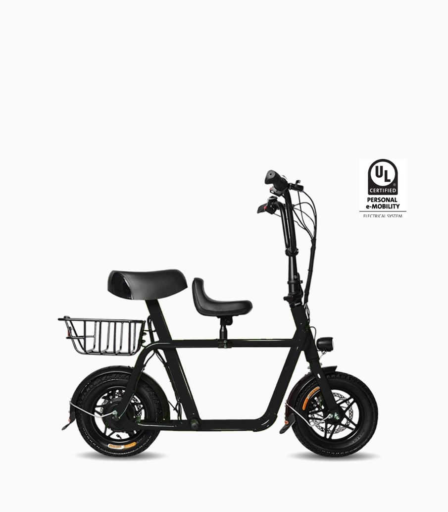 Fiido Seated Electric Scooter UL2272