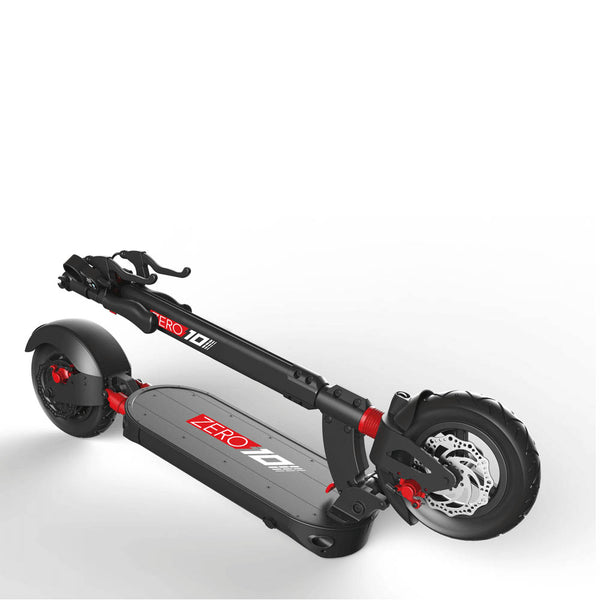 Zero 10 Electric Scooter Folding