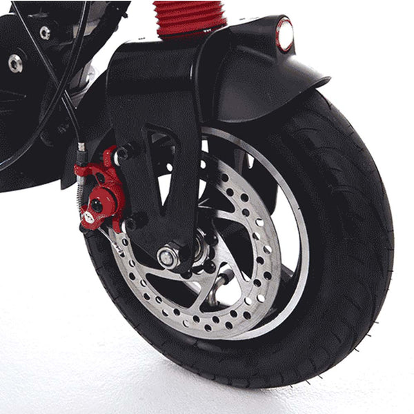 Zero 10 Electric Scooter Front Wheel