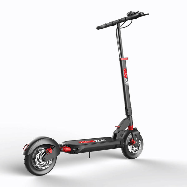 Zero 10 Electric Scooter SideView