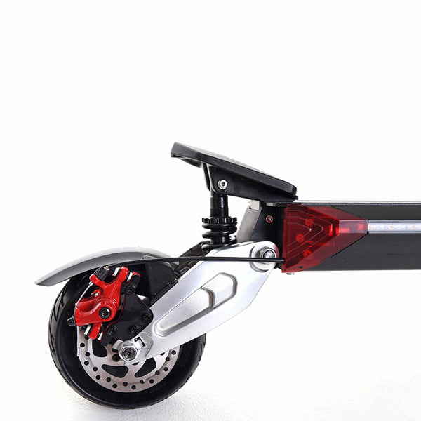 Zero 8X Electric Scooter Rear Wheel