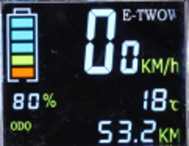 E-TWOW / Zoom LCD Display