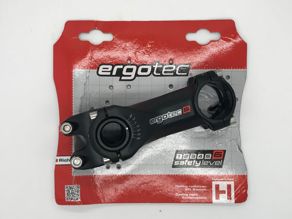 Ergotec 6 Stem Adapter 31.8mm for Xtasy Handlebar (Inokim OX & ZERO 10x)