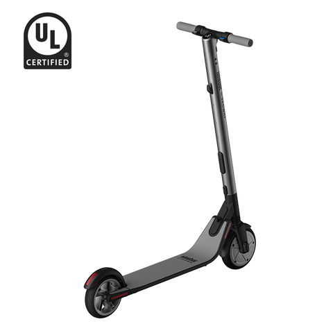 Ninebot by Segway ES2 E-Scooter UL2272 (Kickscooter)