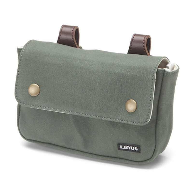 Linus Pouch Army Green