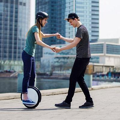 Electric Unicycle Lesson (1 hour)