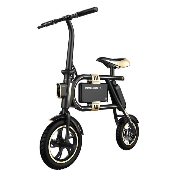 Inmotion P1F Seated E-Scooter