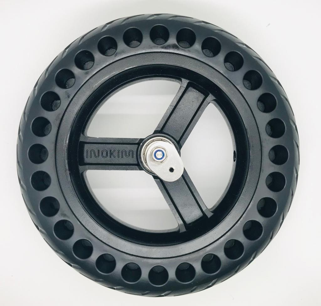 8.5 x 2 inch Airless Solid Tire (For Inokim and ZERO)