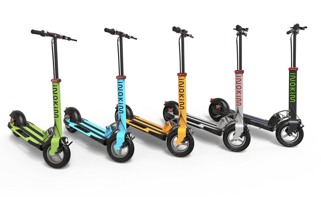 Inokim quick series electric scooter