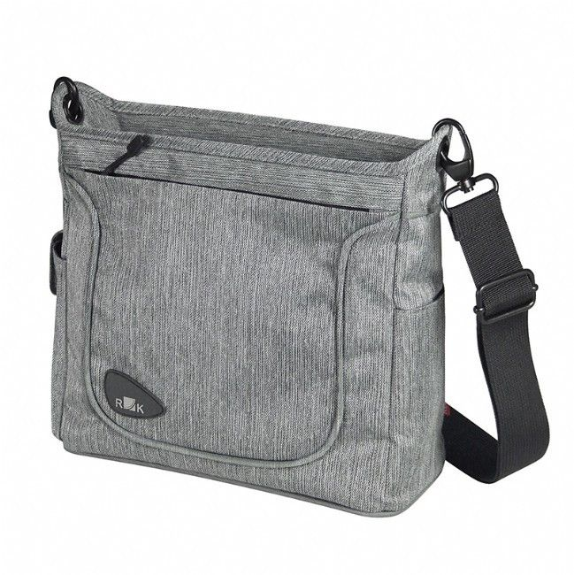 Klickfix Allegra Fashion Bag Grey