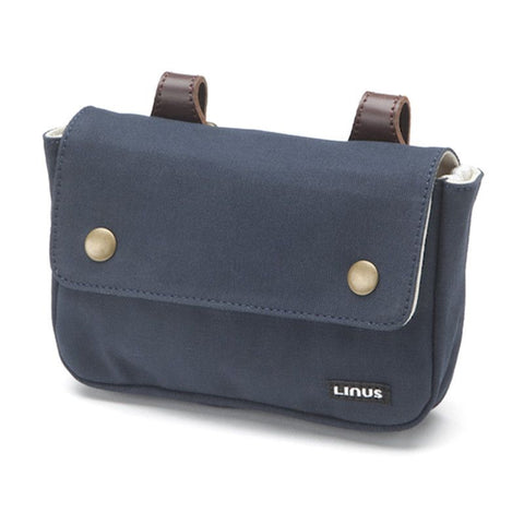 Linus Pouch Navy Blue