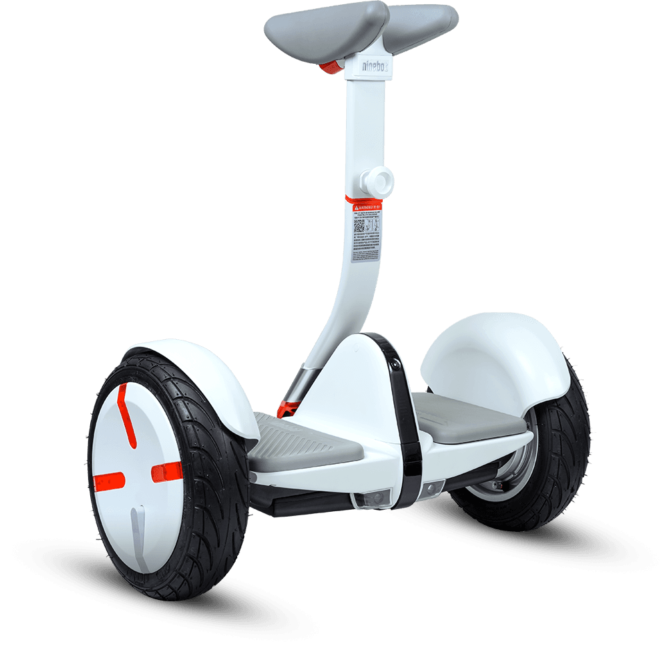 Ninebot Mini PRO Self-balancing Scooter White Colour