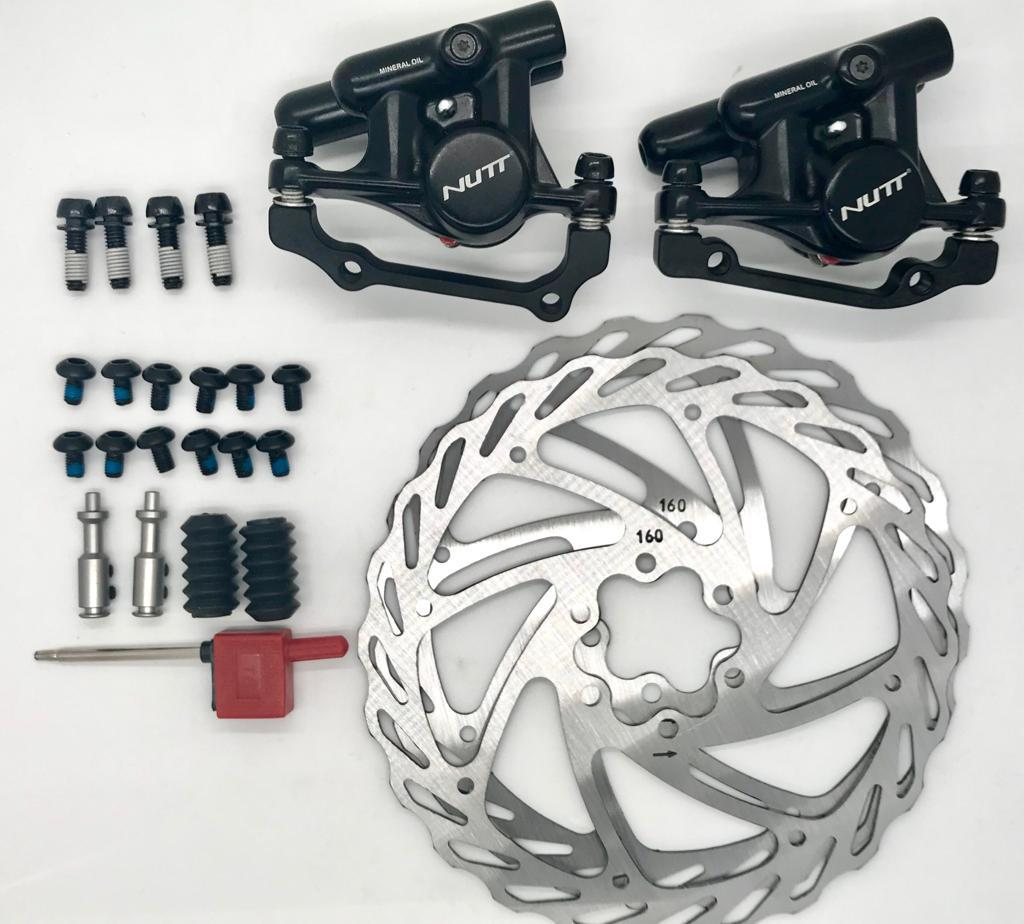 Nutt Hybrid Brakes (for Inokim OX and Dualtron)