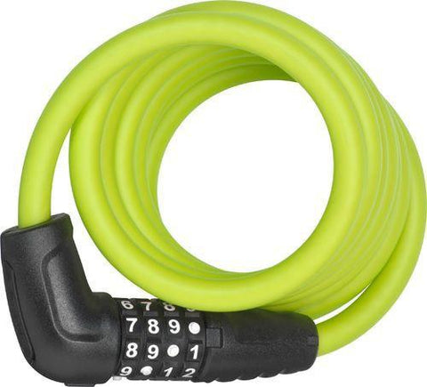 Abus Tresor Coil Combination Cable Lock