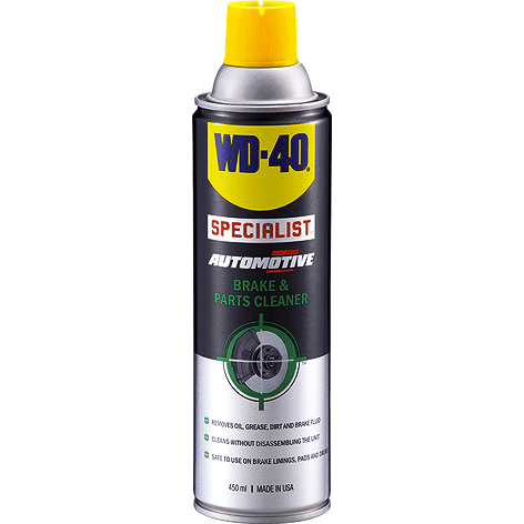 WD-40 Specialist Automotive Brake & Parts Cleaner
