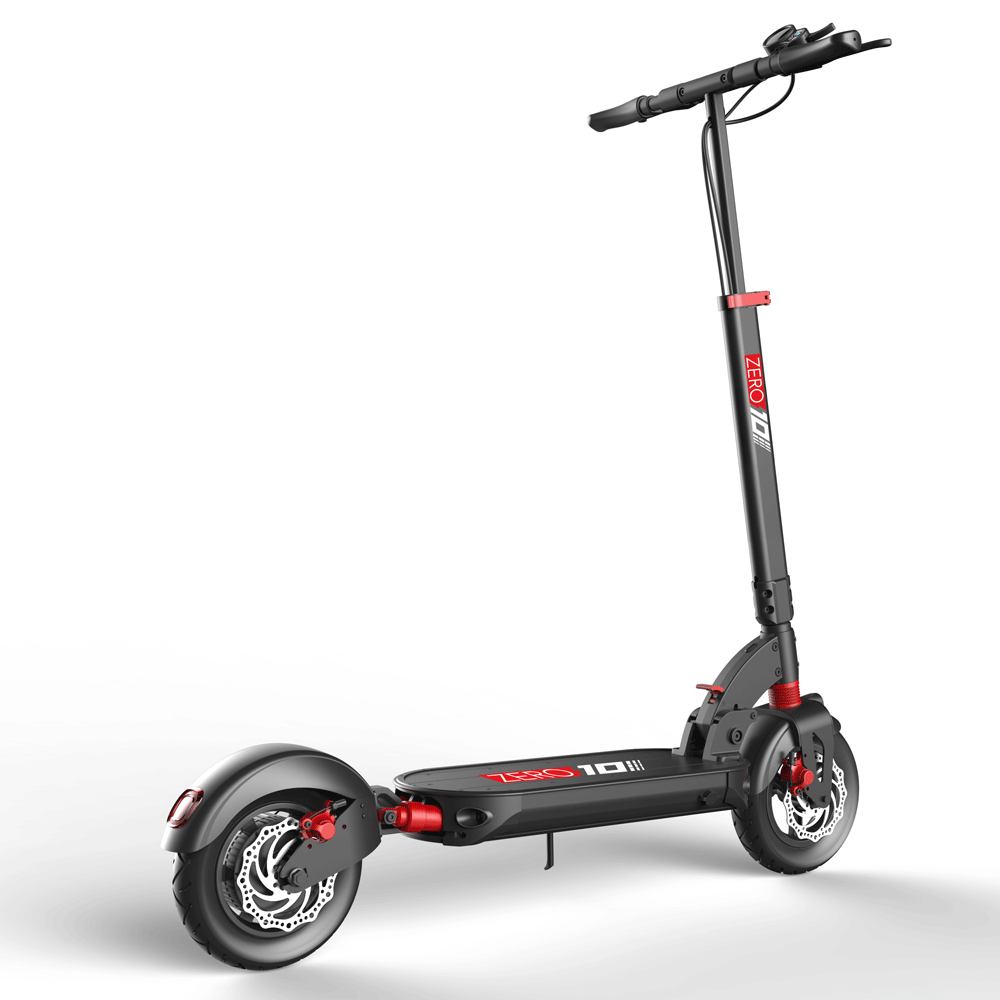 zero 10 electric scooter escooter