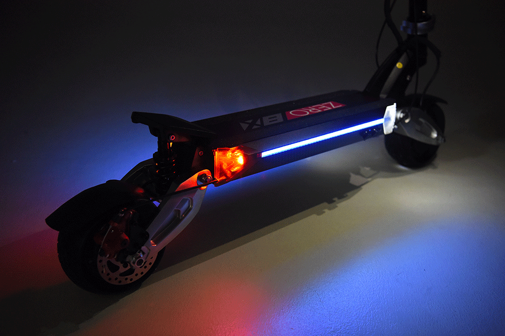 ZERO 8X Electric scooter rear light