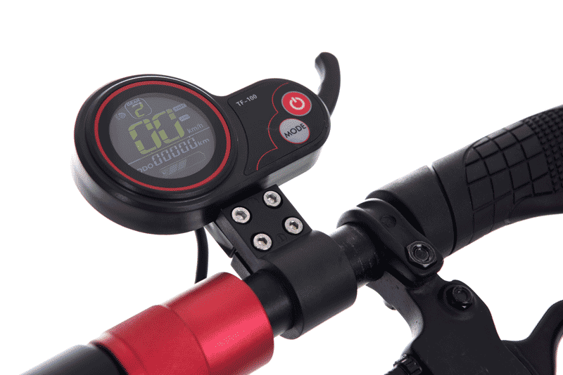 Zero 9 e-scooter LCD throttle