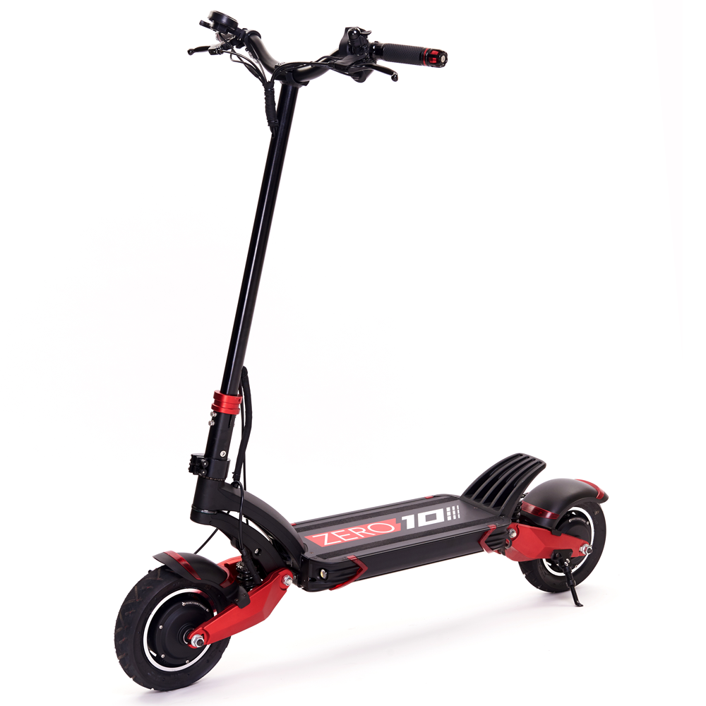 ZERO 10X -- 2 Wheel Drive E-Scooter