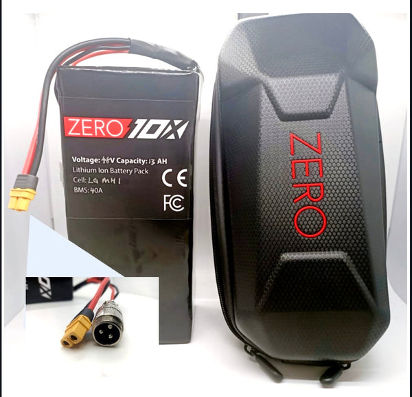 ZERO Electric Scooters External Battery