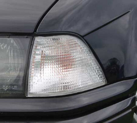 BMW 3-Series E36 Convertible Clear Front Indicator Lights On CAR