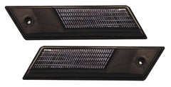 BMW 3-Series E30 Side Indicator Lights - Smoked (83-93)
