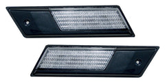 BMW 3-Series E30 Side Indicator Lights - Clear (83-93)