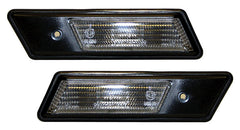 BMW 7-Series E32 Saloon Side Indicator Lights - Clear (86-94)