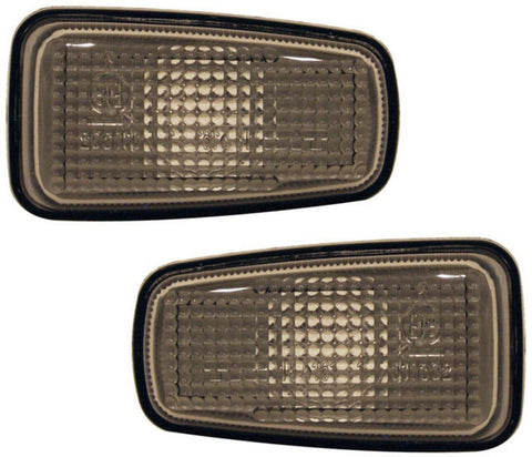 Citroen Xantia Side Repeaters - Smoked Indicator Lights (93-01)
