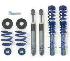 A3 8L Quattro & S3 Coilovers - Adjustable Suspension Lowering Kit