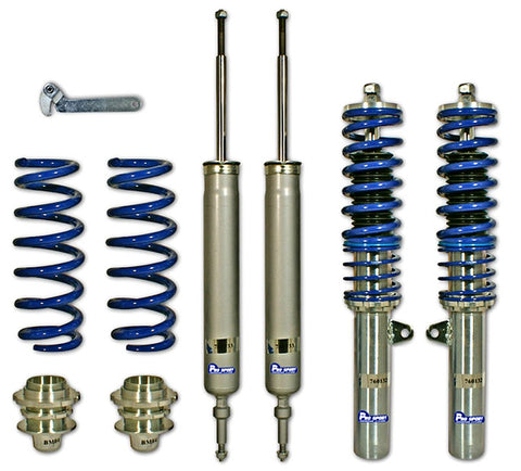 BMW 3-Series E91 Touring Coilovers - Adjustable Suspension Lowering Kit