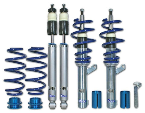 VW Golf MK6 2WD Coilovers (Spec 1) - Adjustable Suspension Lowering Kit